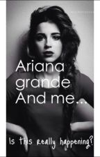 ariana grande and me by vogue-books