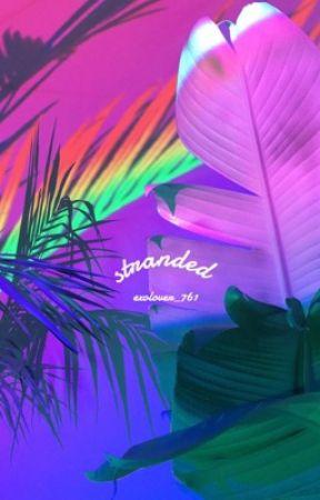 stranded + exo by EXOLOVER_761