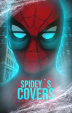 SPIDEY'S COVERS   OPEN.  by MMoon2400