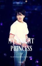 My Knight Princess   JK by taezaff
