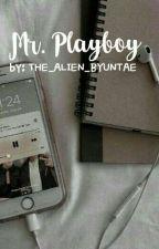 Mr.Playboy • Park Jimin by THE_ALIEN_BYUNTAE