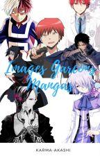 Images Garçons Mangas by chim_sunshine