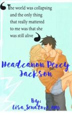 Headcanon Percy Jackson by Lisa_Senatore_0105