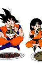 Goku y su hija ¿Qué paso con el amor? by MilyCastillo9