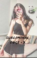 Subliminal logs by Jikookxtrash