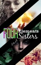 4 Elements,4 Sisters by mssoutheastasian