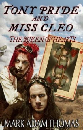 Tony Pride and Miss Cleo, the Queen of Hearts   by Mark Adam Thomas by PhoenixMark
