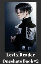 Levi x Reader Oneshots Book #2 (NOT ACCEPTING REQUESTS) by Awesome-dude