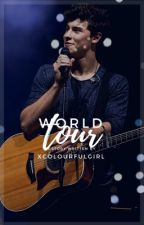 World Tour » Shawn Mendes by xcolourfulgirl