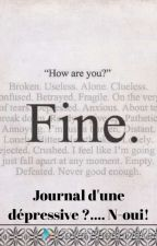 journal d'une dépressive ? nooon... oui by hopelessm39