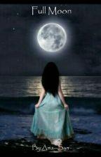 Full Moon by Ama--San