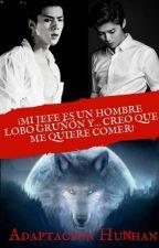 ¡Mi jefe es un hombre lobo gruñón y... creo que me quiere comer! by BarbaraRiquelme498