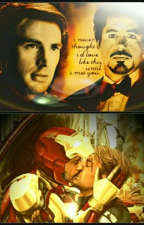 Time Is All It Takes (Stony Fanfiction) by StonyCanon56