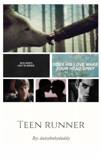 Teen Runner   Stiles + Newt