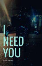 I Need You (Savitar y tu) by NadiaStark