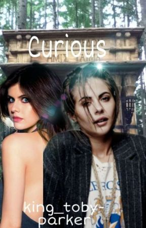 Curious➡️ Annabeth Chase by king_toby-parker