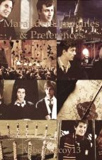 Marauders Imagines & Preferences by abbey-superwholock