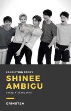 AMBIGU •SHINee• by Grinstea