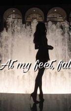 """At my feet, fall"" JJK, KTM. by SoonMin9"