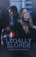 Legally Blonde   Steve Rogers  by onepashionparty