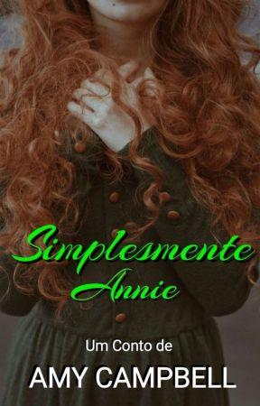 Simplesmente Annie  by AutoraAmyCampbell
