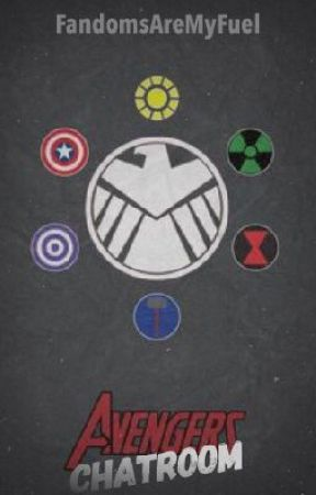 The Chatroom: Avengers by FandomsAreMyFuel