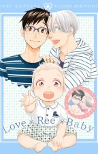 Yuri on ice Love X Ree X baby English version Omegaverse by Saint_Perth97