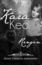 Kara Kedi by rengin