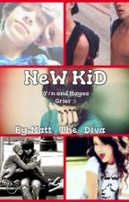 NeW KiD (H.G and you ) by WhateverWonders