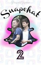 Snapchat 2||Larry Stylinson by PrincessShipper