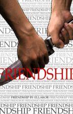 FRIENDSHIP (COMPLETED) by DeWarMan