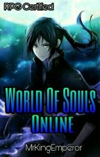 World of Souls #RPG Certified  by MrKingEmperor