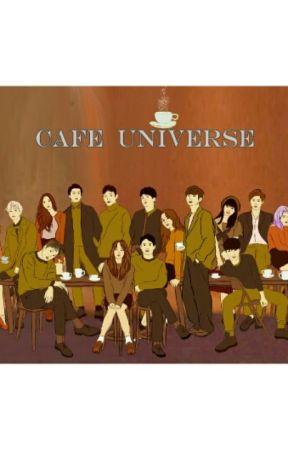 CAFE UNIVERSE (EXO)  by JjeByun