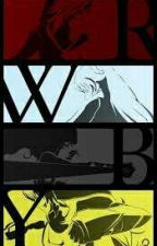 RWBY X Male Wild Card Reader Volume 3 (RWBY x Persona Crossover) by Lunar_Legend