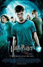 Хогвартс читает книги о Гарри Поттере. Орден Феникса by miss_malinka123