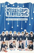 message request ii • exo  by Deerbabolti