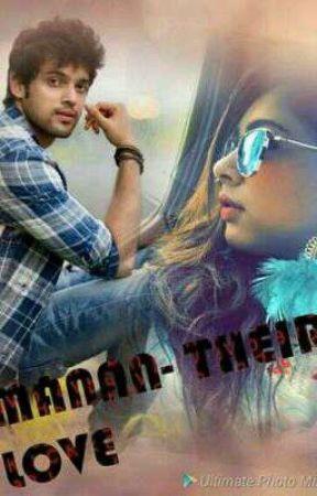 MANAN- THEIR LOVE♥ by ShifanaShify