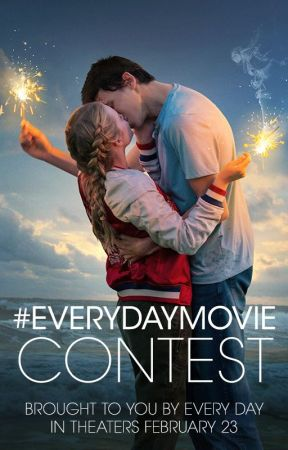 #EveryDayMovie Contest by TeenFiction