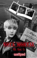 Nota mortal- Min Yoon Gi (Suga) by alejaforero_gar