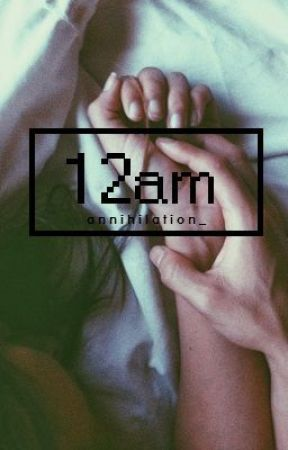 12 am  { ON HOLD } by annihilation_
