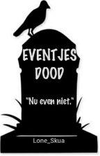 Eventjes Dood - Gedichtenbundel by Lone_Skua