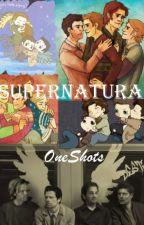 Supernatural OneShot Buch by Lucifer_Shurley