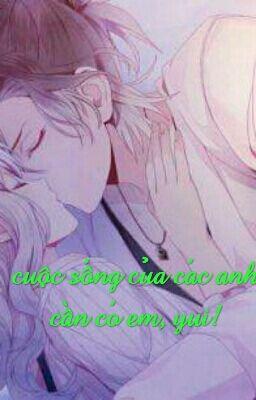 Đọc truyện [ Diabolik Lovers ] Cuộc Sống Của Anh Cần Có Em, Yui!