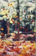Bucketlist Boy by stRE_eyEs