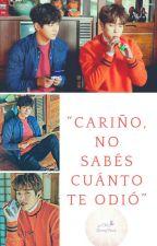 Cariño, No Sabes Cuánto Te Odió |Myungyeol| by rociosungyeol