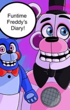 Funtime Freddy's Diary by CGAME9
