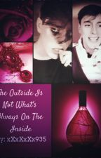 The Outside Is Not What's Always On The Inside Prinxiety_Discontinued by xXxXxXx935