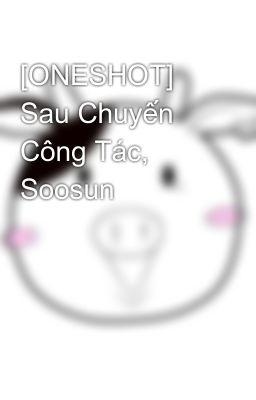 [ONESHOT] Sau Chuyến Công Tác, Soosun