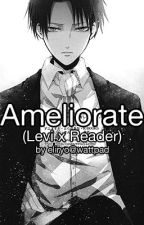 Ameliorate (Levi x Reader) by eliryo