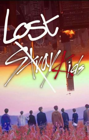 Lost Kid { Stray Kids x Reader } by Forevertae7